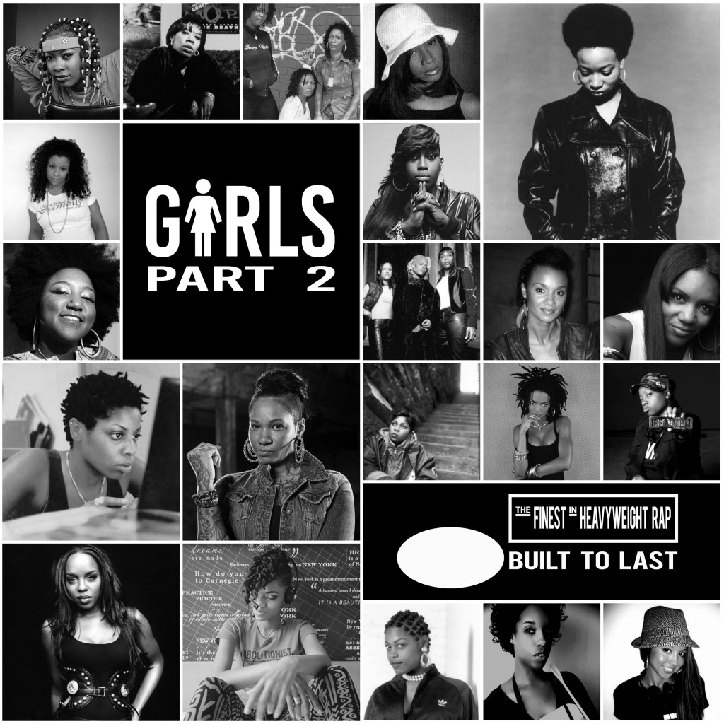 GIRLS - Built To Last Mix