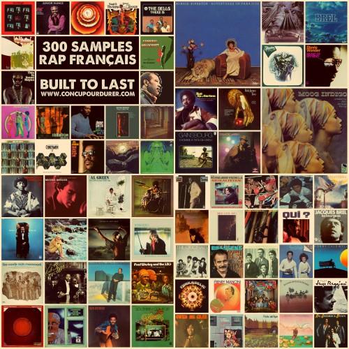 Samples Rap Français - Built to last Mix
