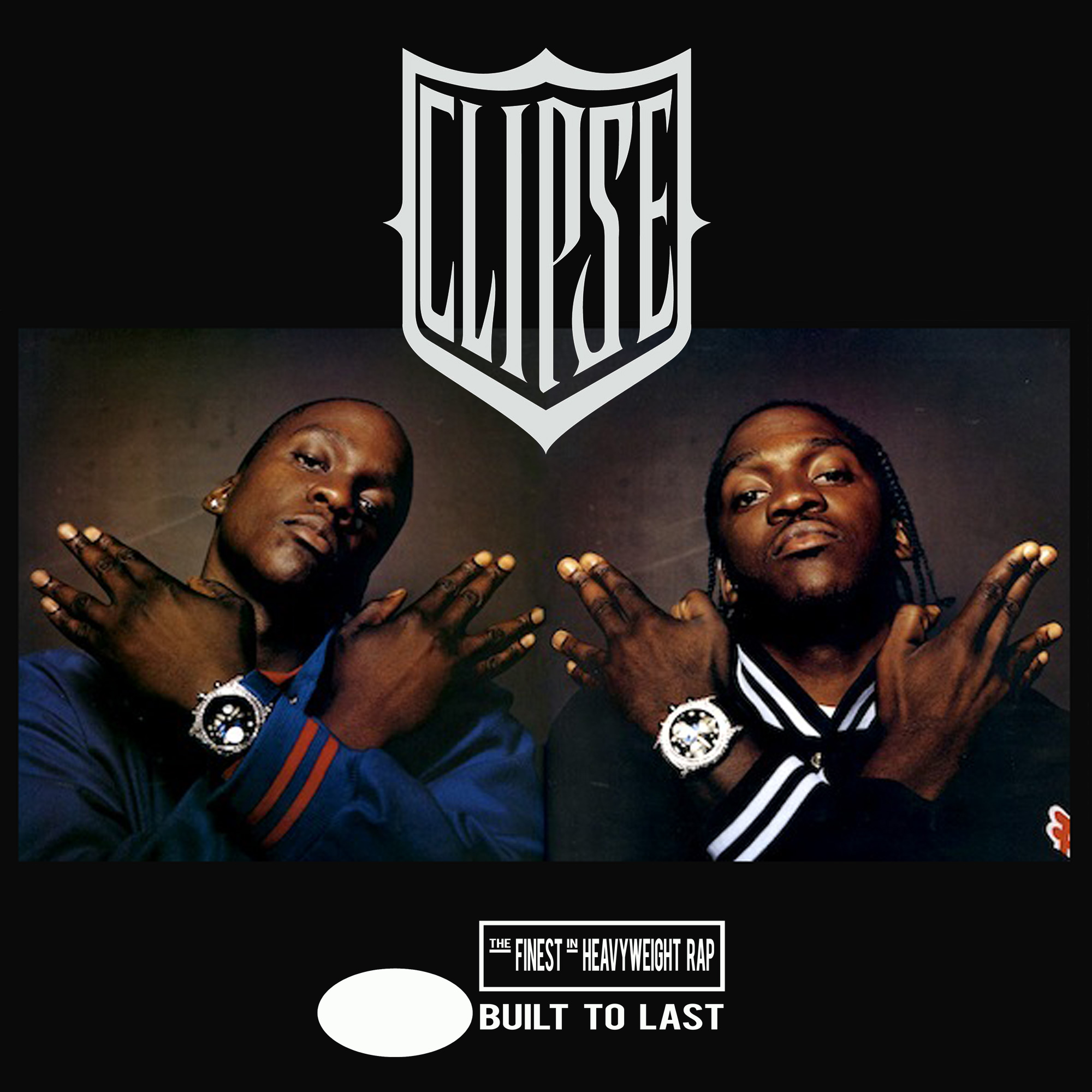 The Clipse - Built To Last Mix