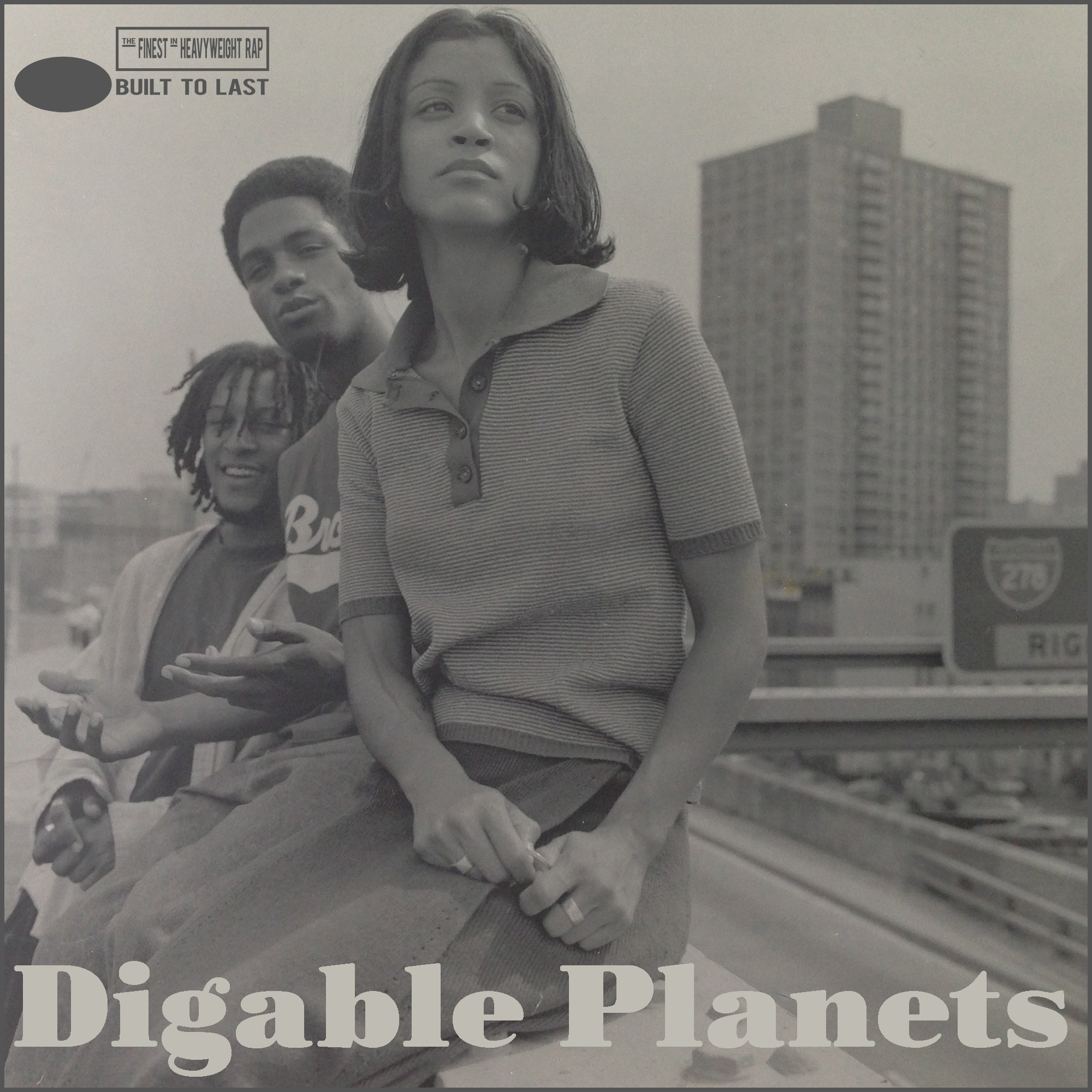 Digable Planets - BTL Mix