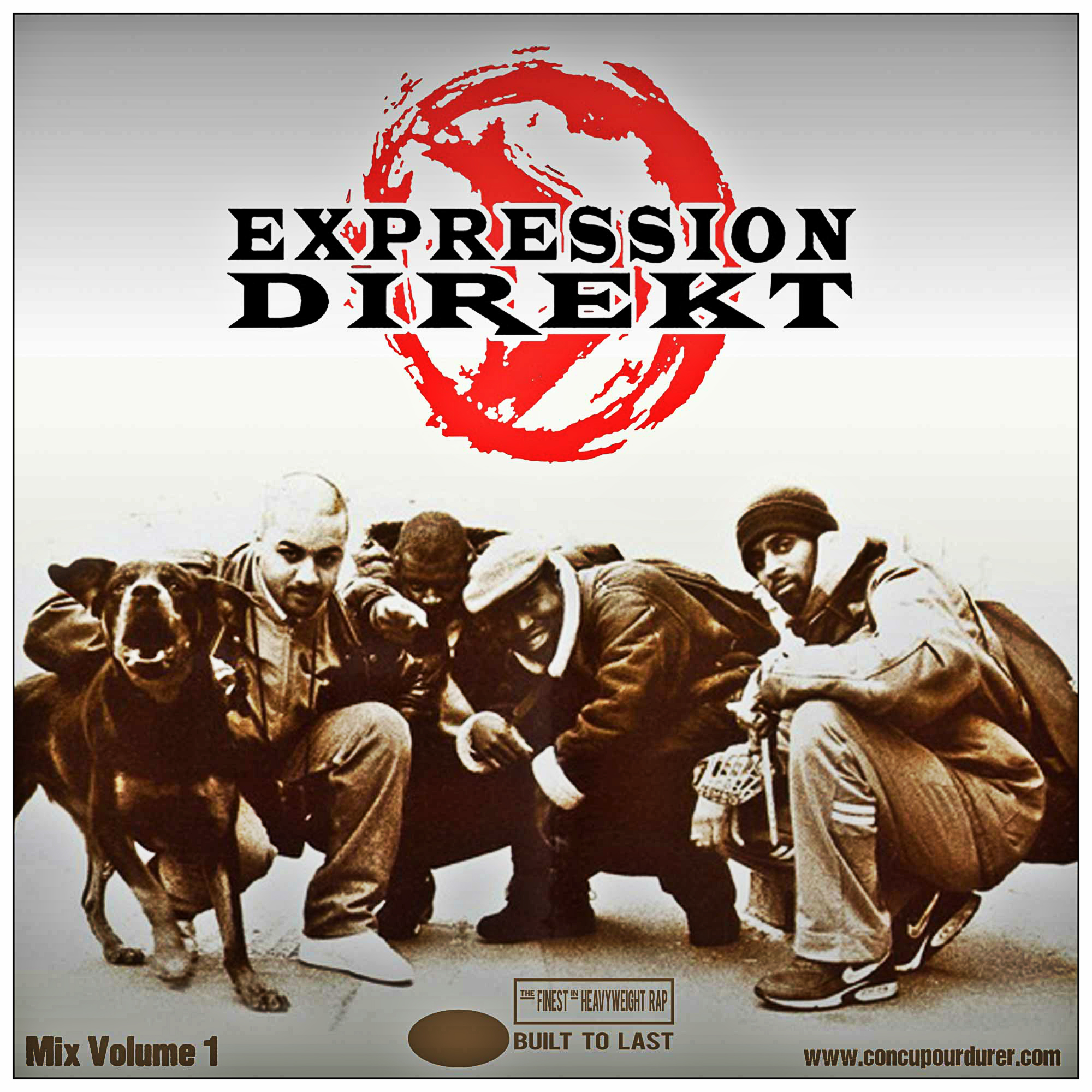 Expression Direkt - Mix Volume 1