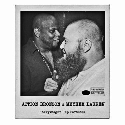 ACTION BRONSON & MEYHEM LAUREN - Heavyweight Rap Partners - Bis