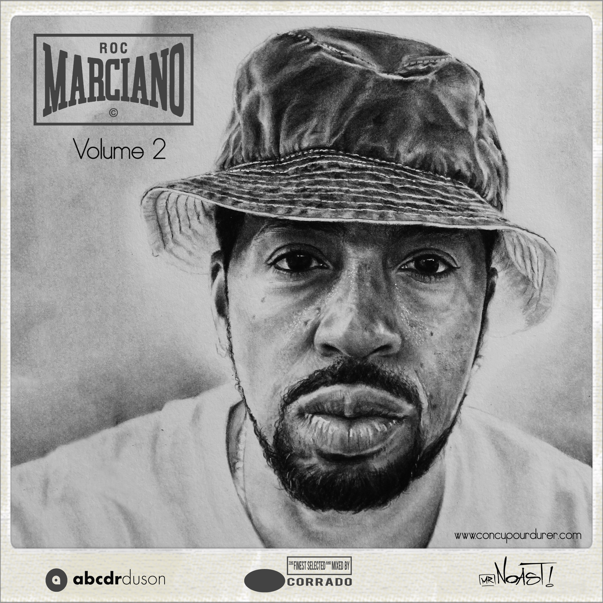 ROC MARCIANO - BTL Mix - Volume 2