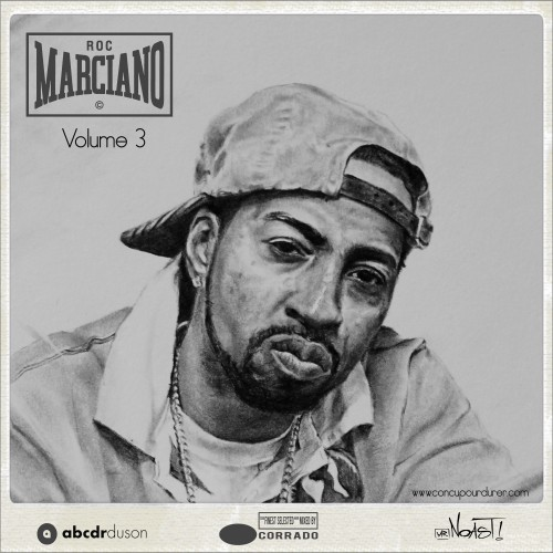 ROC MARCIANO - Built to last Mix - Volume 3