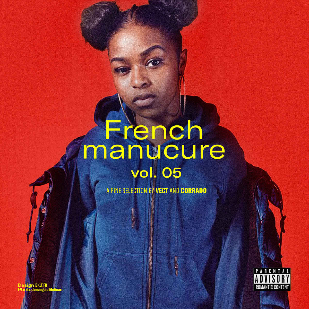 French Manucure 5  By VECT & Corrado
