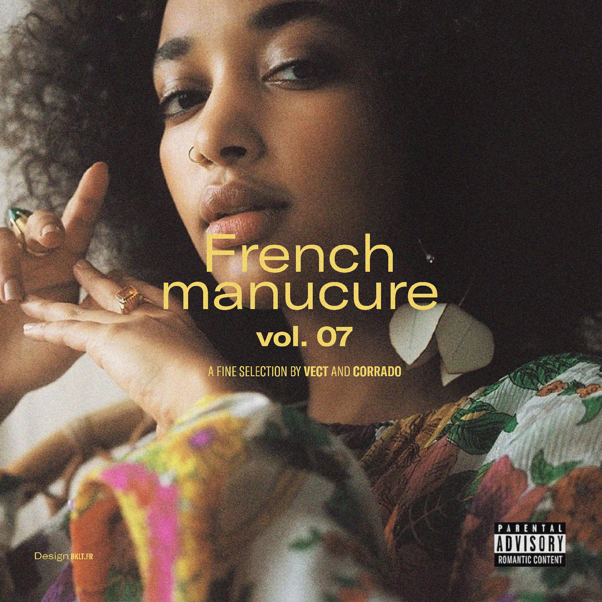 French Manucure 7  By VECT & Corrado
